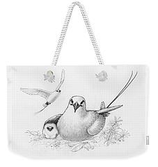 Red-tailed Tropicbirds Weekender Tote Bag