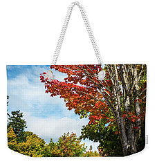 Red, White, And Blue Weekender Tote Bag