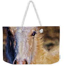Red Willow Pony Weekender Tote Bag