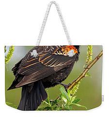 Red-wing Sound-off Weekender Tote Bag