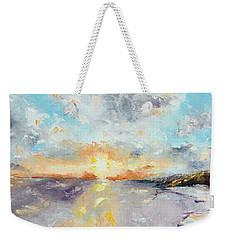 Redeemed Weekender Tote Bag by Meaghan Troup