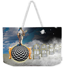 Redemption  Weekender Tote Bag by Ken Frischkorn