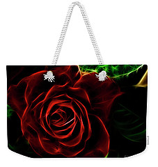 Red's Passion Weekender Tote Bag