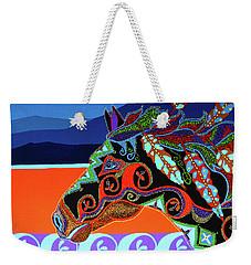 Redsky 01 Weekender Tote Bag