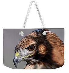 Redtail Hawk Weekender Tote Bag