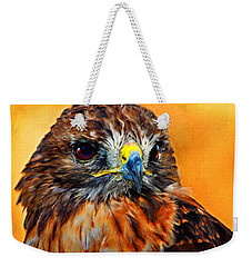 Redtailed Hawk Weekender Tote Bag