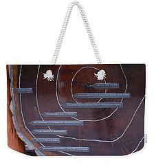 Redwood History Weekender Tote Bag