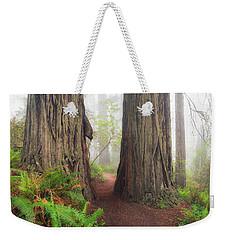Redwood Trail Weekender Tote Bag