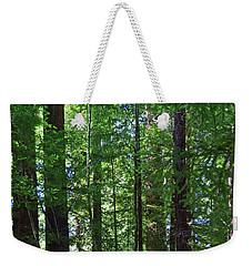 Redwoods No. 3-1 Weekender Tote Bag