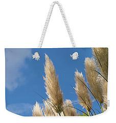 Reeds Against Sky Weekender Tote Bag