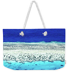 Reefs Edge Weekender Tote Bag by Az Jackson