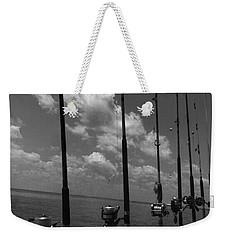 Reel Clouds Weekender Tote Bag