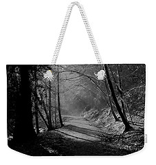 Weekender Tote Bag featuring the photograph Reelig Forest Walk by Gavin Macrae