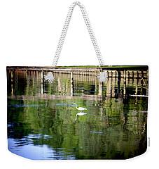 Reflecting Grace Weekender Tote Bag