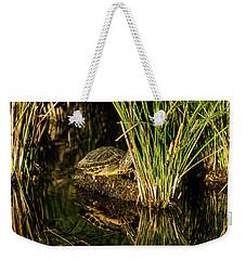 Reflect This Weekender Tote Bag