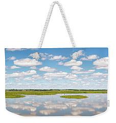 Reflected Clouds - 02 Weekender Tote Bag by Rob Graham