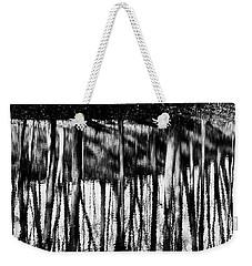 Reflected Landscape Patterns Weekender Tote Bag