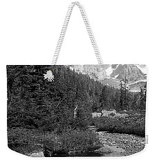 Reflected Pine Weekender Tote Bag