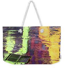 Reflecting Abstract Weekender Tote Bag