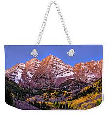 Reflecting Dawn Weekender Tote Bag