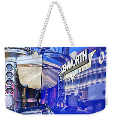 Reflecting On A Kenworth Weekender Tote Bag