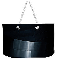 Reflecting On Gehry Weekender Tote Bag