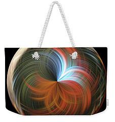 Reflecting Orb Weekender Tote Bag by Judy Wolinsky