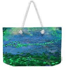 Reflecting Pond Weekender Tote Bag