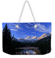 Reflecting Pool Weekender Tote Bag by Sean Sarsfield