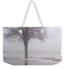 Reflecting Tree Weekender Tote Bag