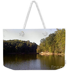 Reflecting Water Weekender Tote Bag