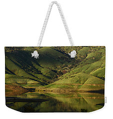 Reflection And Shadows Weekender Tote Bag