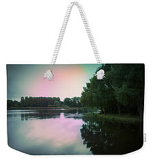 Reflection. Weekender Tote Bag by Eskemida Pictures