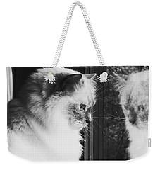 Reflection Weekender Tote Bag by Karen Stahlros