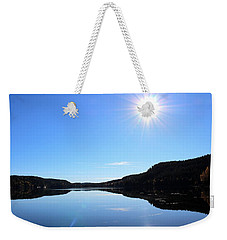 Reflection Of The Lake Weekender Tote Bag