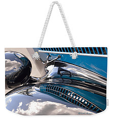 Reflection On The Coupe Weekender Tote Bag
