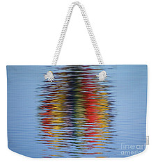 Reflection Weekender Tote Bag by Steve Stuller