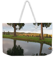 Reflections #183 Weekender Tote Bag