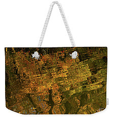 Reflections Af The Fall Weekender Tote Bag