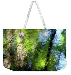 Reflections Weekender Tote Bag by Betsy Zimmerli