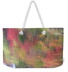 Reflections Weekender Tote Bag by Catherine Alfidi