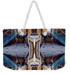 Reflections In Frederick, Maryland Weekender Tote Bag