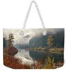 Reflections In The Joe Weekender Tote Bag