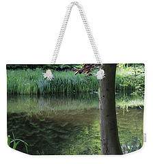 Reflections In The Water Weekender Tote Bag