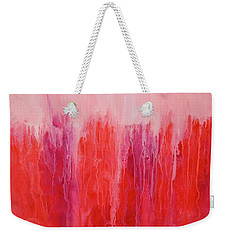 Reflections Weekender Tote Bag by Irene Hurdle