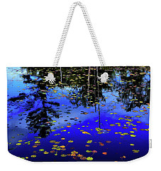 Reflections  Weekender Tote Bag by Lyle Crump