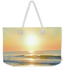 Reflections Meditation Art Weekender Tote Bag by Robyn King