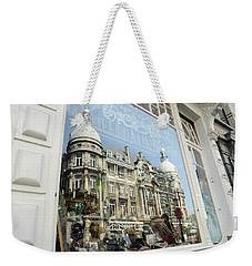 Reflections Of Architecture  Weekender Tote Bag