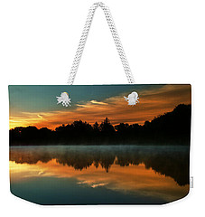 Reflections Of Beauty Weekender Tote Bag by Rob Blair