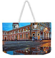 Reflections Of Granada, Nicaragua  Weekender Tote Bag